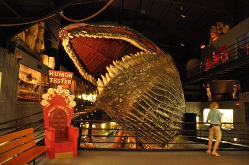 House on the Rock Whale