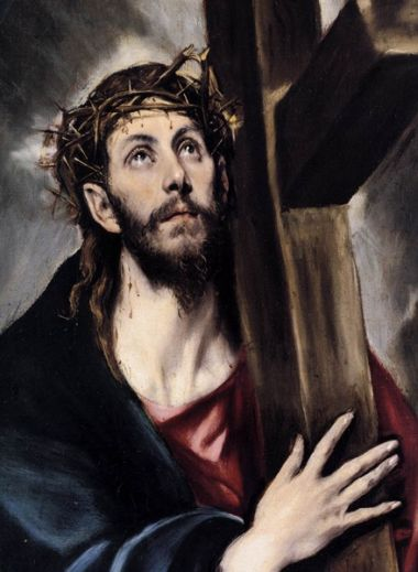 jesus-christ-with-crown-of-thorns-carrying-the-cross